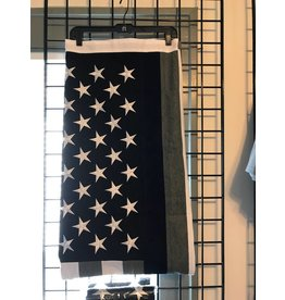 Thin Blue Line Flag (Cotton/Polyester)