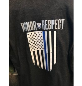 Honor and Respect T-Shirt