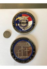 Brandon Peterson Memorial Coin