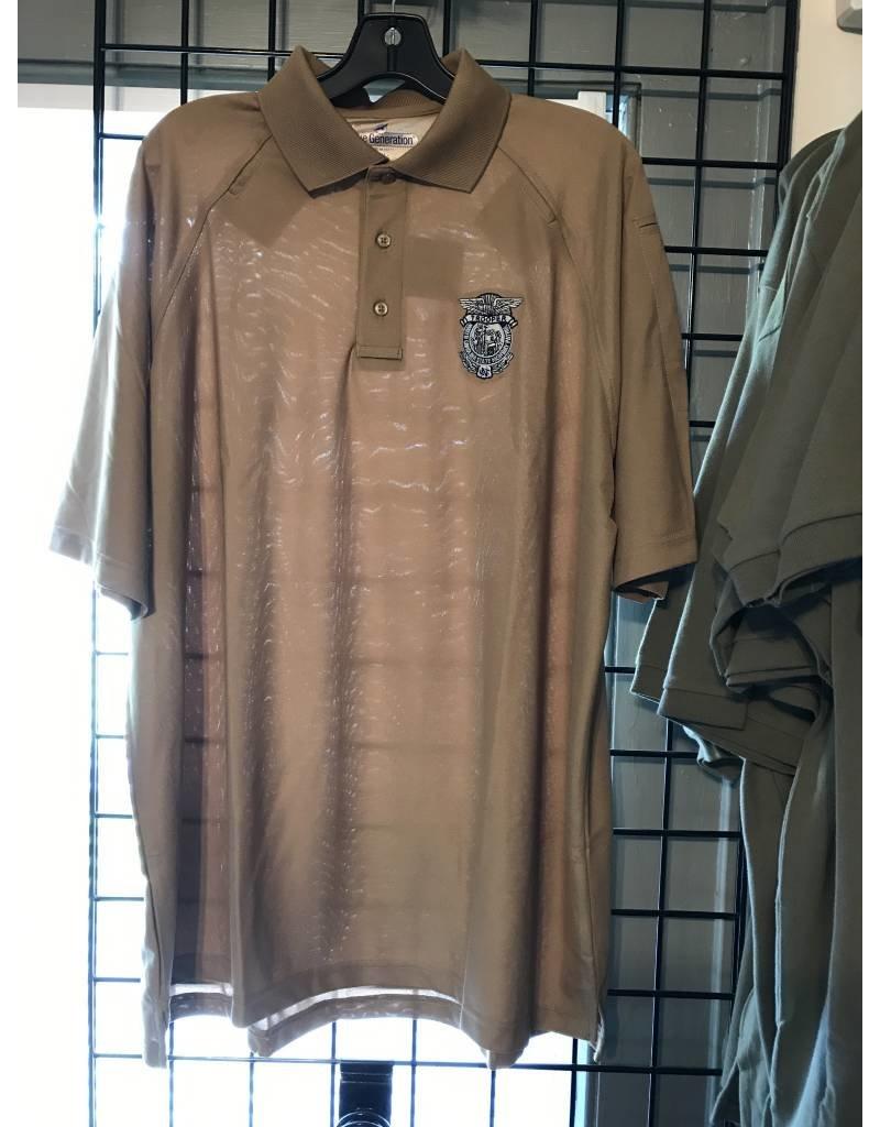 BG Tactical Polo Tan