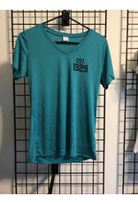 EST 1929 Women's Dry Fit Short Sleeve