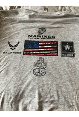 Military Appreciation Tee
