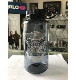 Trooper Badge Nalgene water bottle