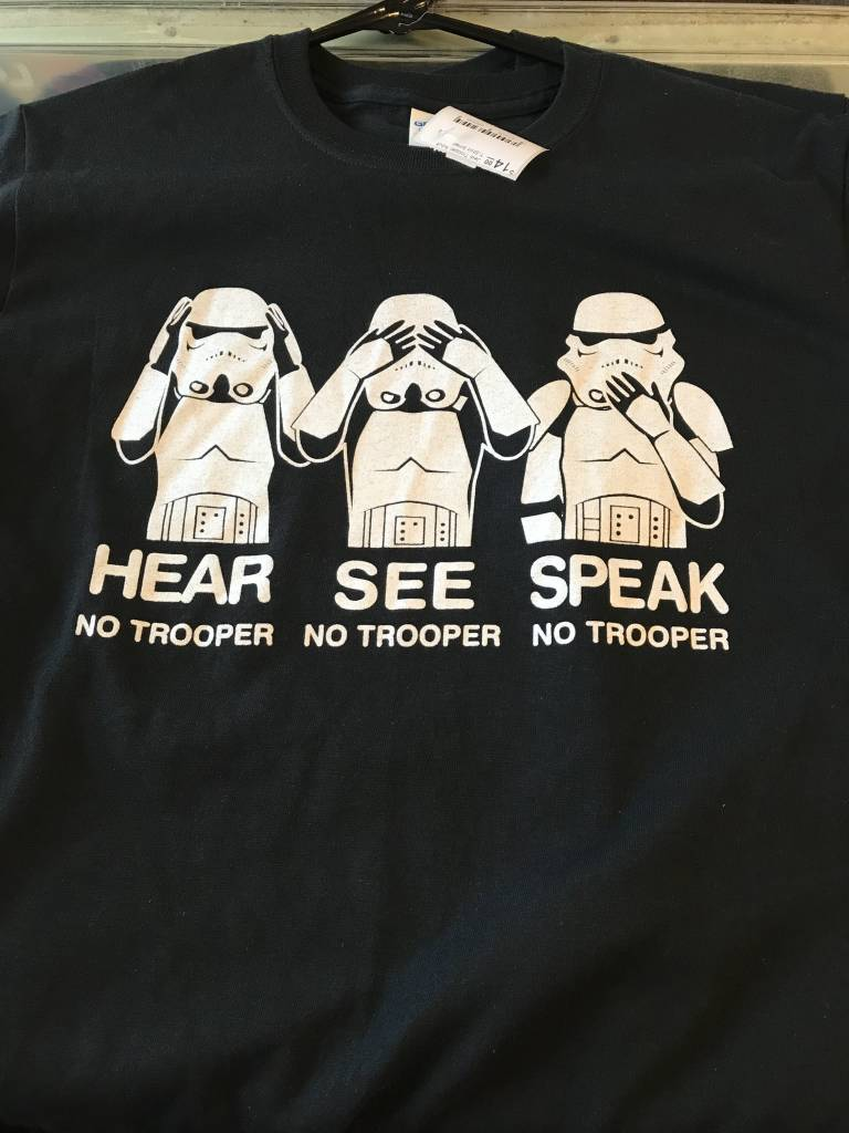 Jedi Trooper T-shirt (Adult)
