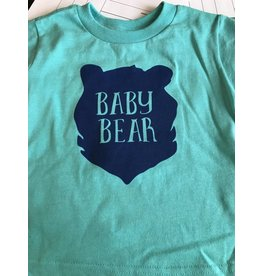 Toddler Baby Bear Tee
