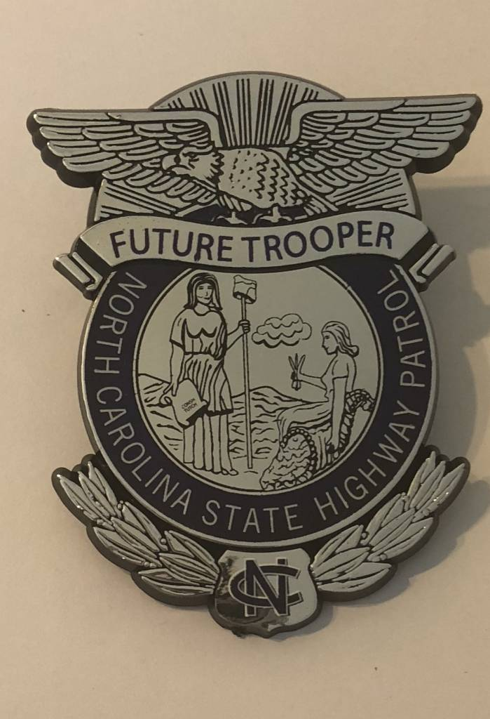Future Trooper Badge