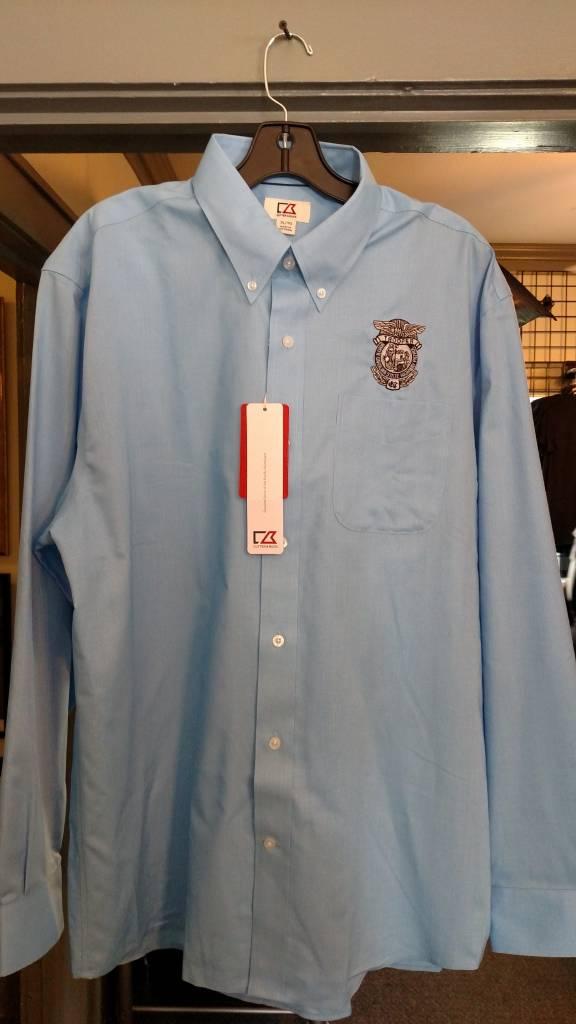 "C&B L/S Nailshead Shirt ""Retired"""