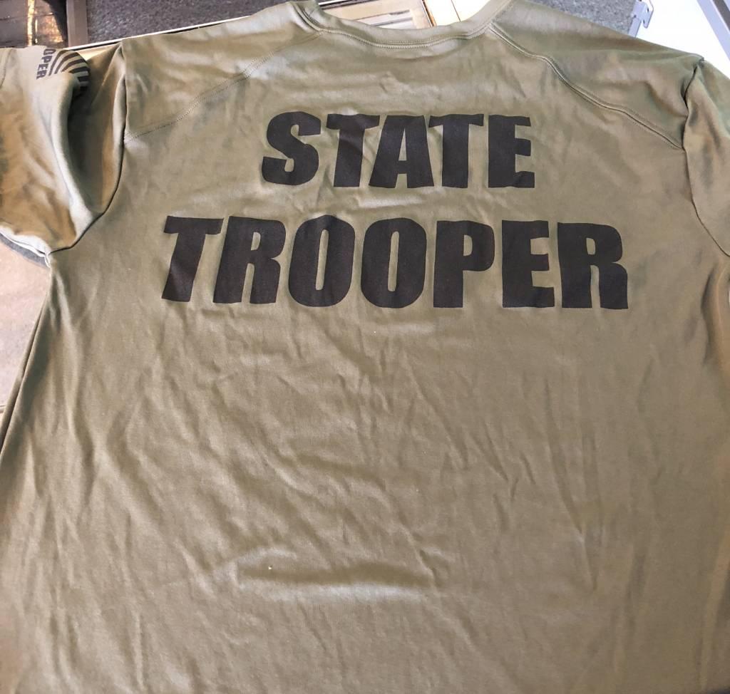Badger Performance Badger Sports State Trooper Dry Fit Olive