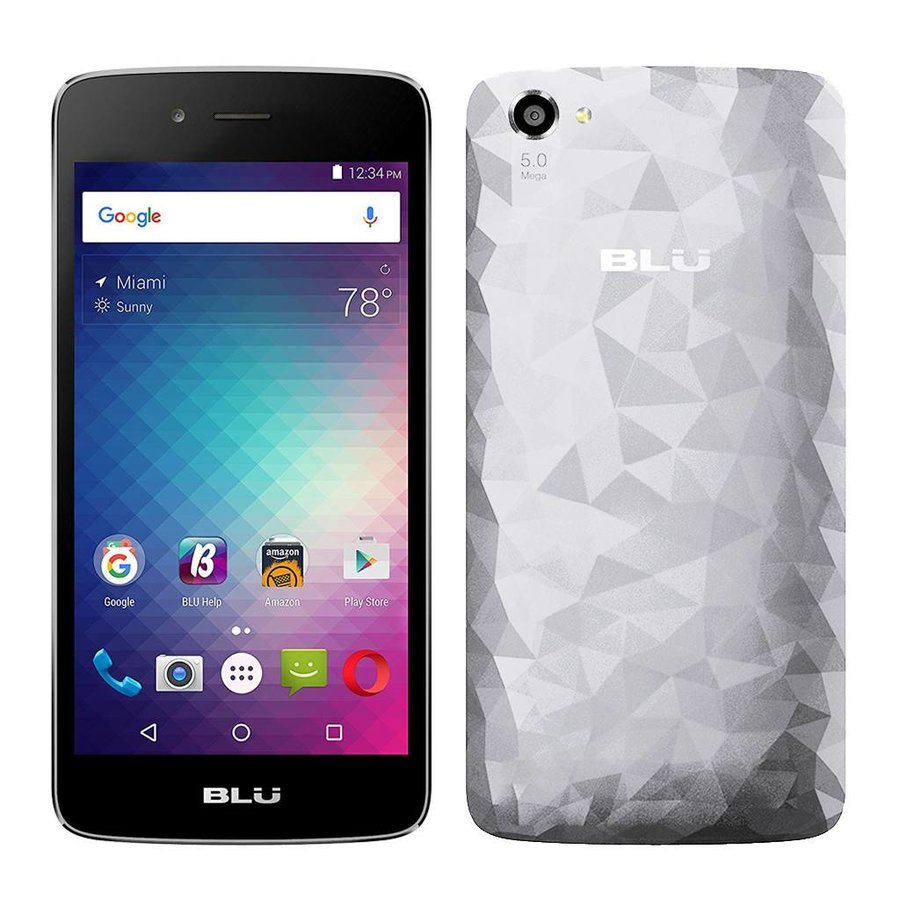 Cell Phone BLU Diamond M (D210U) Unlocked