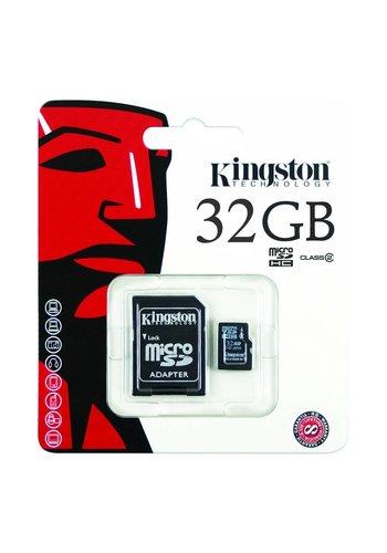 Kingston Technology Micro SDHC Card 32 GB Class 4