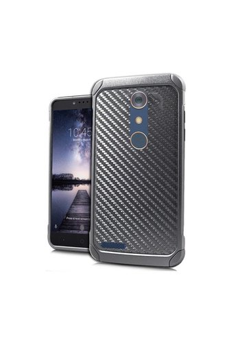 Hard Case with Design For ZTE ZMax Pro - Pattern