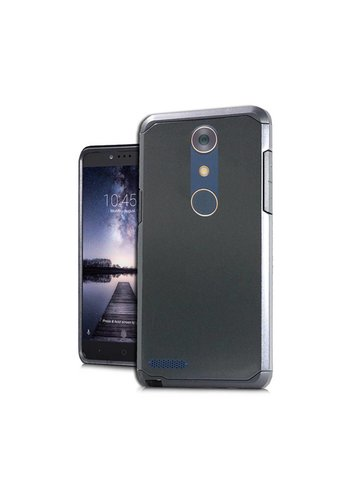 Slim Glossy Solid Case For ZTE ZMax Pro