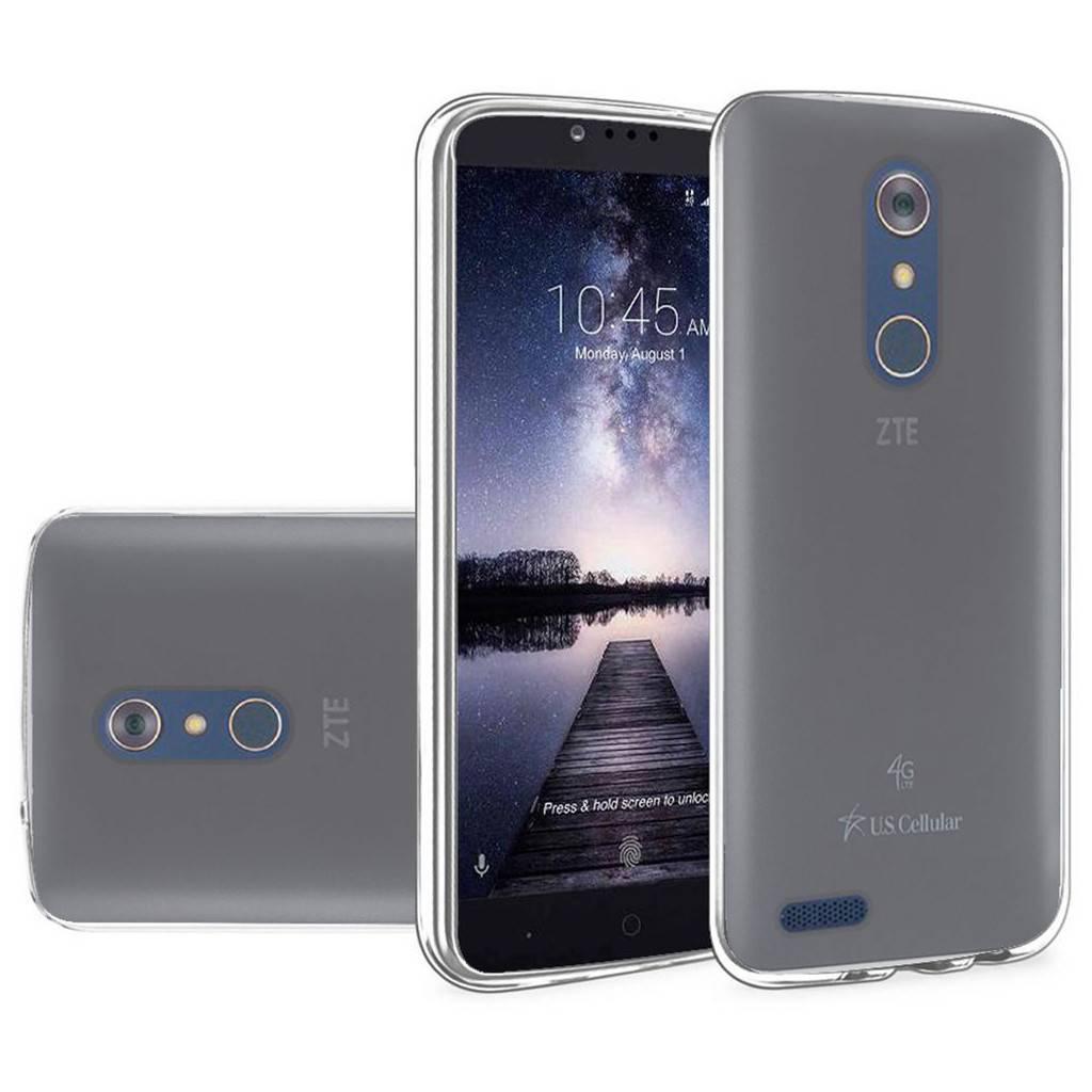 TPU Gel Case For ZTE ZMAX Pro