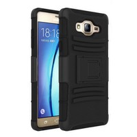 Armor Kickstand Holster Clip Case for Galaxy ON5