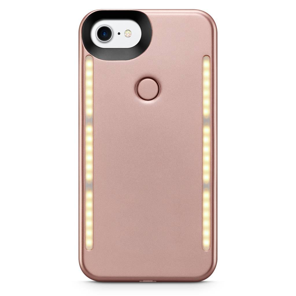 dual led lighting case for iphone 6 6s 7 8 diego. Black Bedroom Furniture Sets. Home Design Ideas