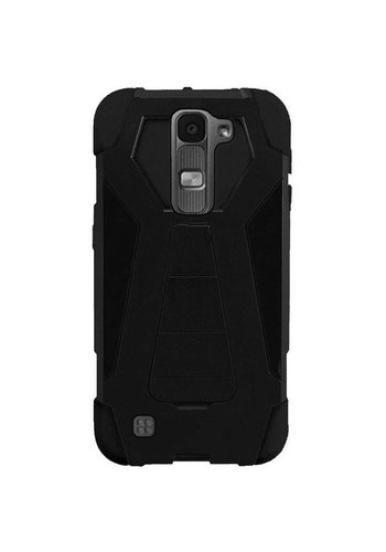 Hybrid T Kickstand Case For LG K10