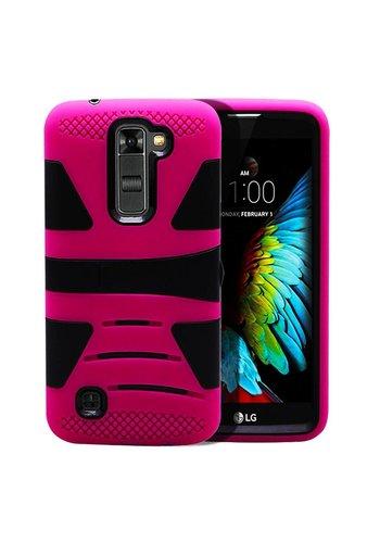 Hybrid U Kickstand Case For LG K10
