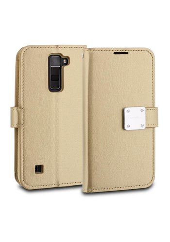 ModeBlu PU Leather Wallet Mode Diary Case for LG K10