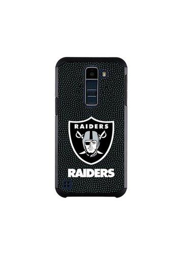 NFL Raiders Pebble Grain Case for LG K10