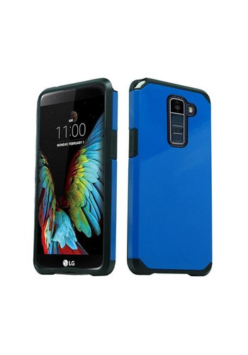 Slim Glossy Solid Case For LG K10