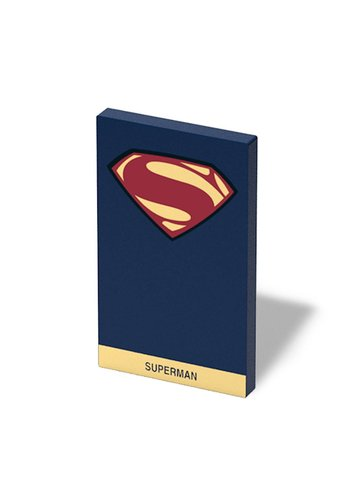 Tribe Power Bank 4000mAh with USB - Superman