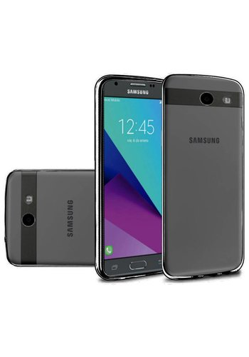 TPU Gel Case For Galaxy J3 Emerge / Prime (2017)