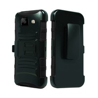 Armor Kickstand Holster Clip Case for LG K3