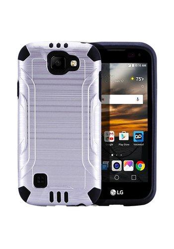 Slim Armor Metallic Design Case For LG K3