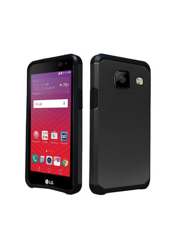 Slim Glossy Solid Case For LG K3