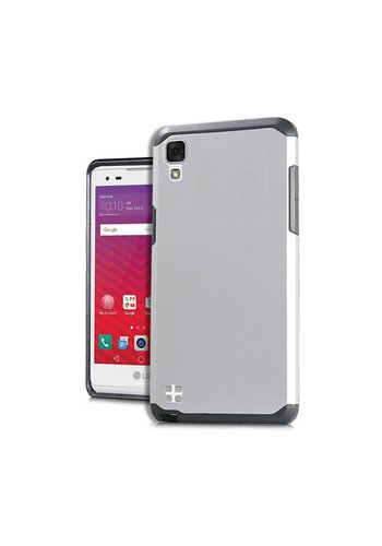 Slim Glossy Solid Case For LG Tribute HD LS676