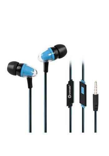 Woozik Hue Power Stereo Sound In-Ear Earphones with Mic