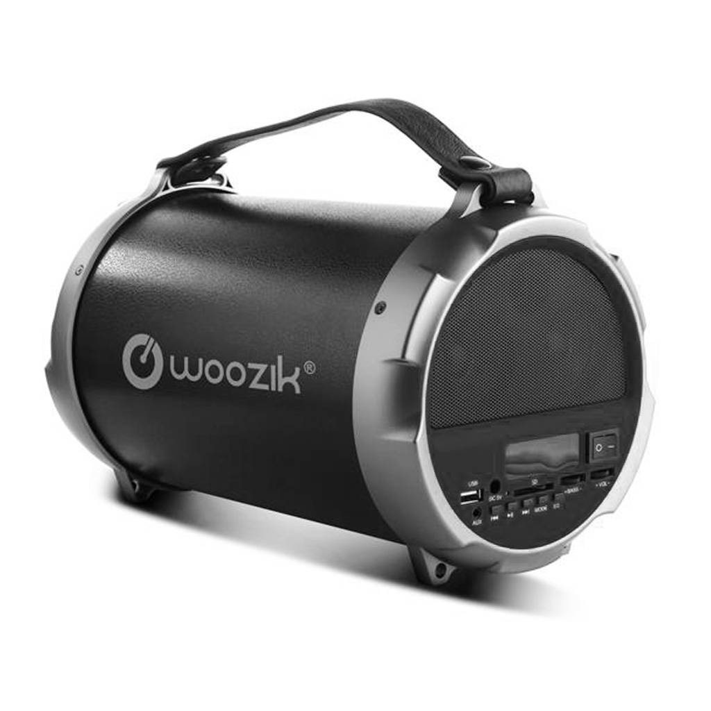 Woozik Portable Bluetooth Speaker S12b Diego Wireless