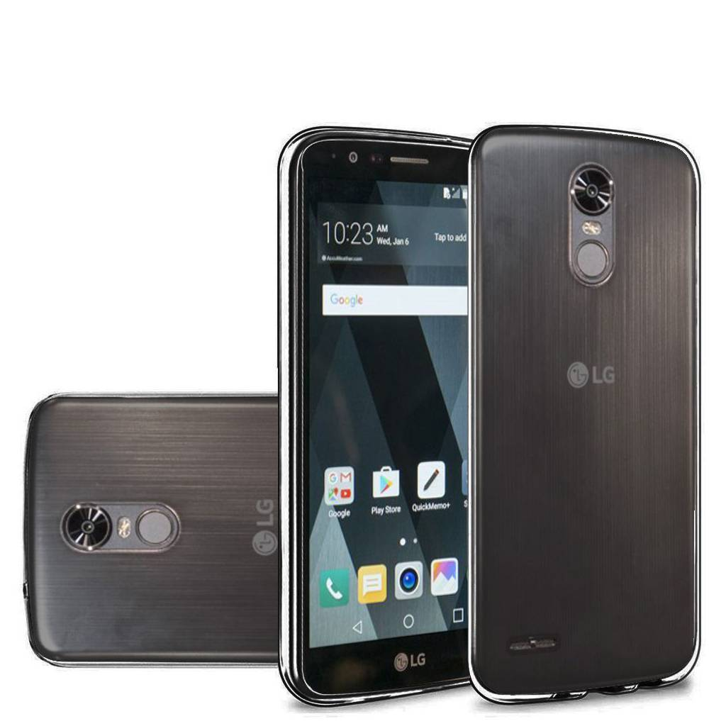 Tpu Gel Case For Lg Stylo 3 Ls777 Stylo 3 Plus Diego