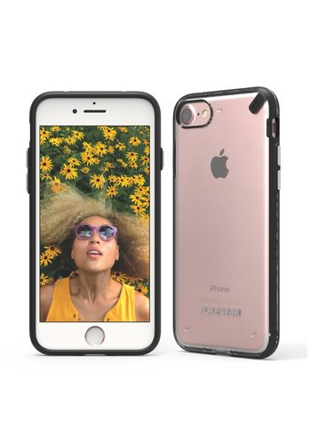 PUREGEAR Slim Shell Clear Case for iPhone 7/8