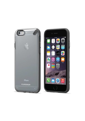PUREGEAR Slim Shell Clear Case for iPhone 6/6S