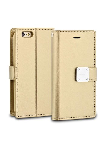 ModeBlu PU Leather Wallet Mode Diary Case for iPhone 6/6S