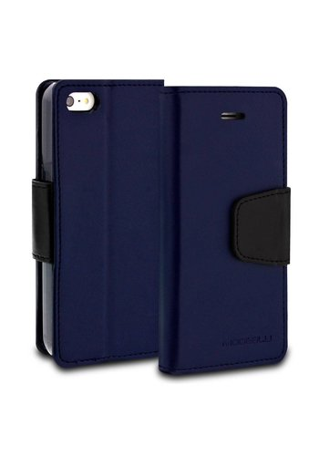 ModeBlu PU Leather Wallet Classic Diary Case for iPhone 5/5S/SE