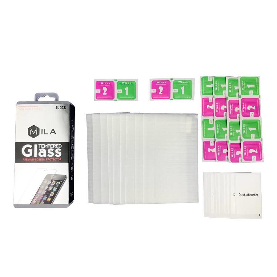 Mila Premium Tempered Glass (10 Pack)