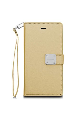 ModeBlu PU Leather Wallet Mode Diary Case for Galaxy S8 Plus