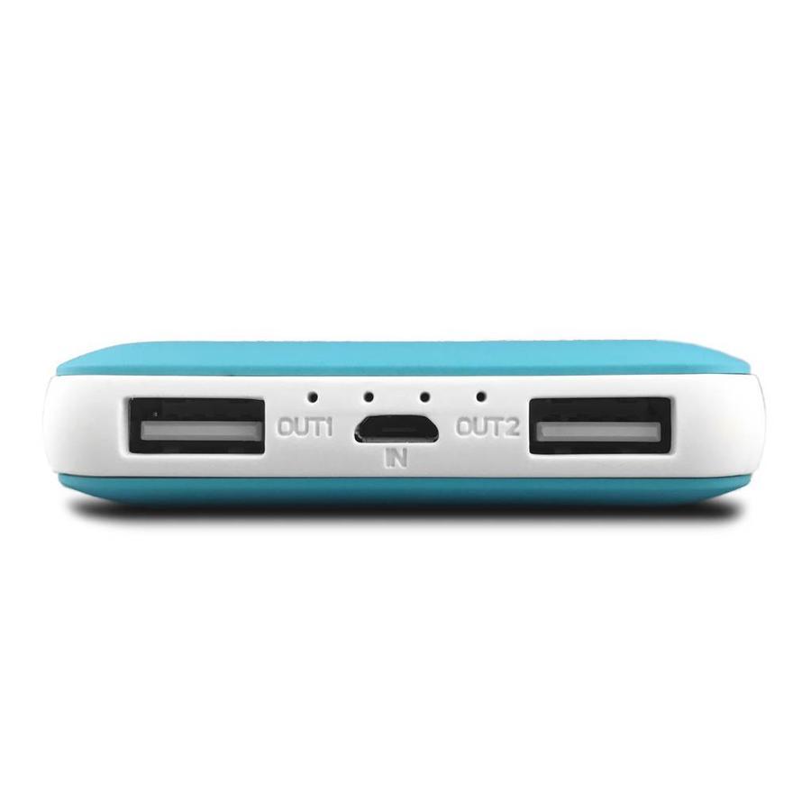 Aspor Energy Power Bank with Dual USB (A322)
