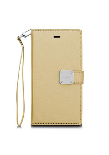 ModeBlu PU Leather Wallet Mode Diary Case for Galaxy J3 Emerge / Prime (2017)