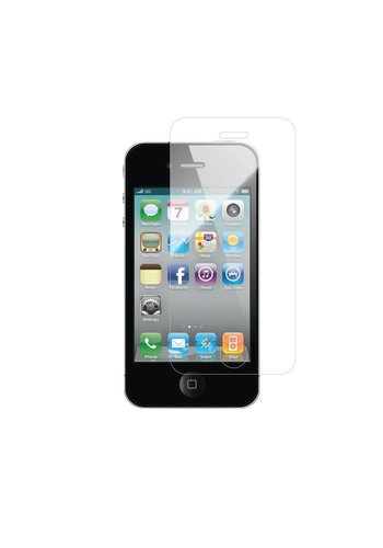 Premium Tempered Glass for iPhone 4/4S - Single Pack
