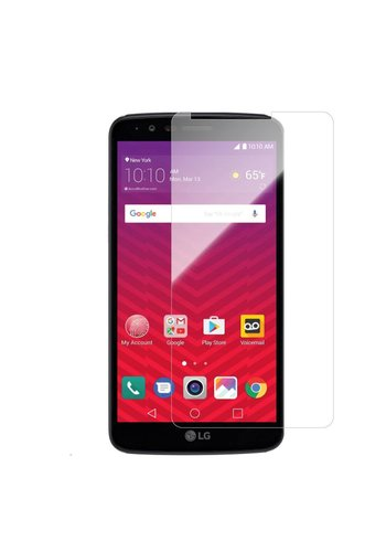 Premium Tempered Glass for LG Stylo 3 (LS777) / Stylo 3 Plus - Single Pack