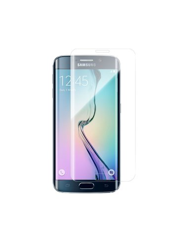 Premium Tempered Glass for Galaxy S6 Edge - Single Pack