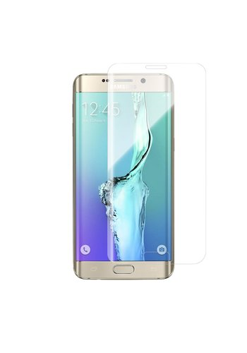 Premium Tempered Glass for Galaxy S6 Edge Plus - Single Pack