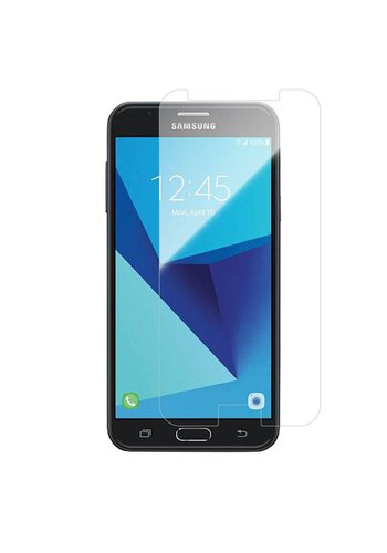 Premium Tempered Glass for Samsung Galaxy J7 Perx / Prime (2017) - Single Pack