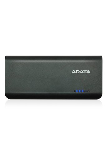Adata Dual USB 10,000mAh Power Bank PT100 with Flashlight