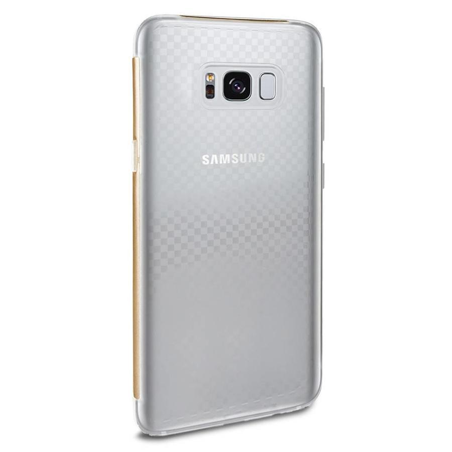 Fashion K Ultra Thin PC TPU Gel Bumper Case For Galaxy S8 Plus