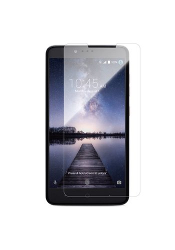 Premium Tempered Glass For ZTE ZMAX Pro - Single Pack