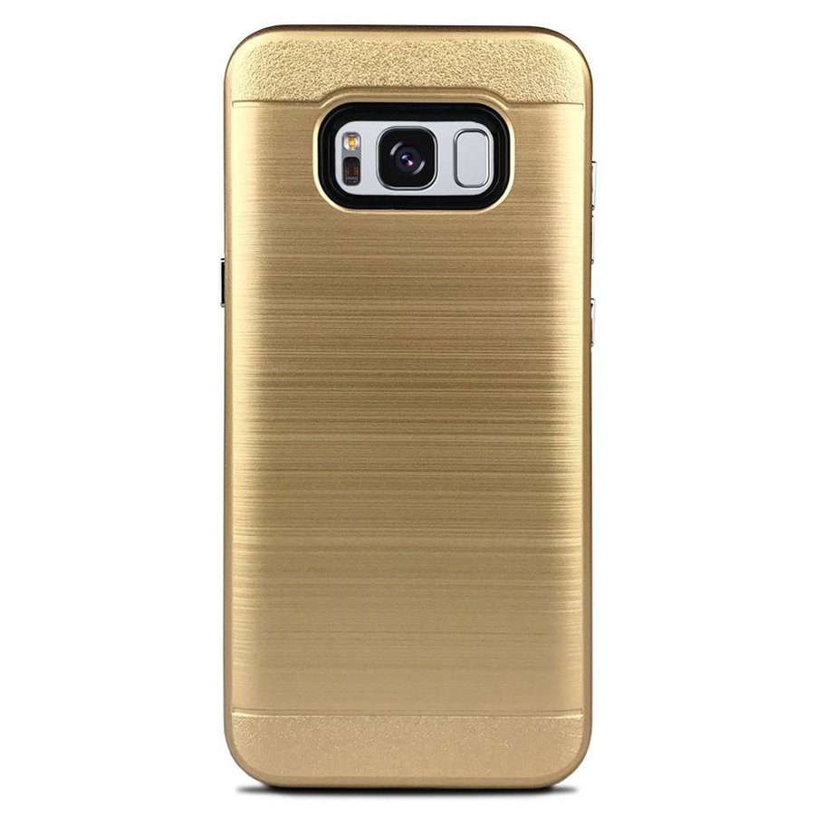 Fashion Metallic Brushed Case for Galaxy S8